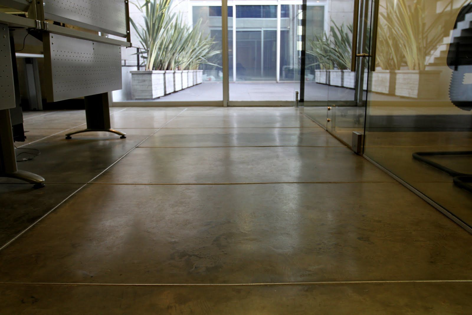 Concrete floor interiors pinterest for Floors on floors