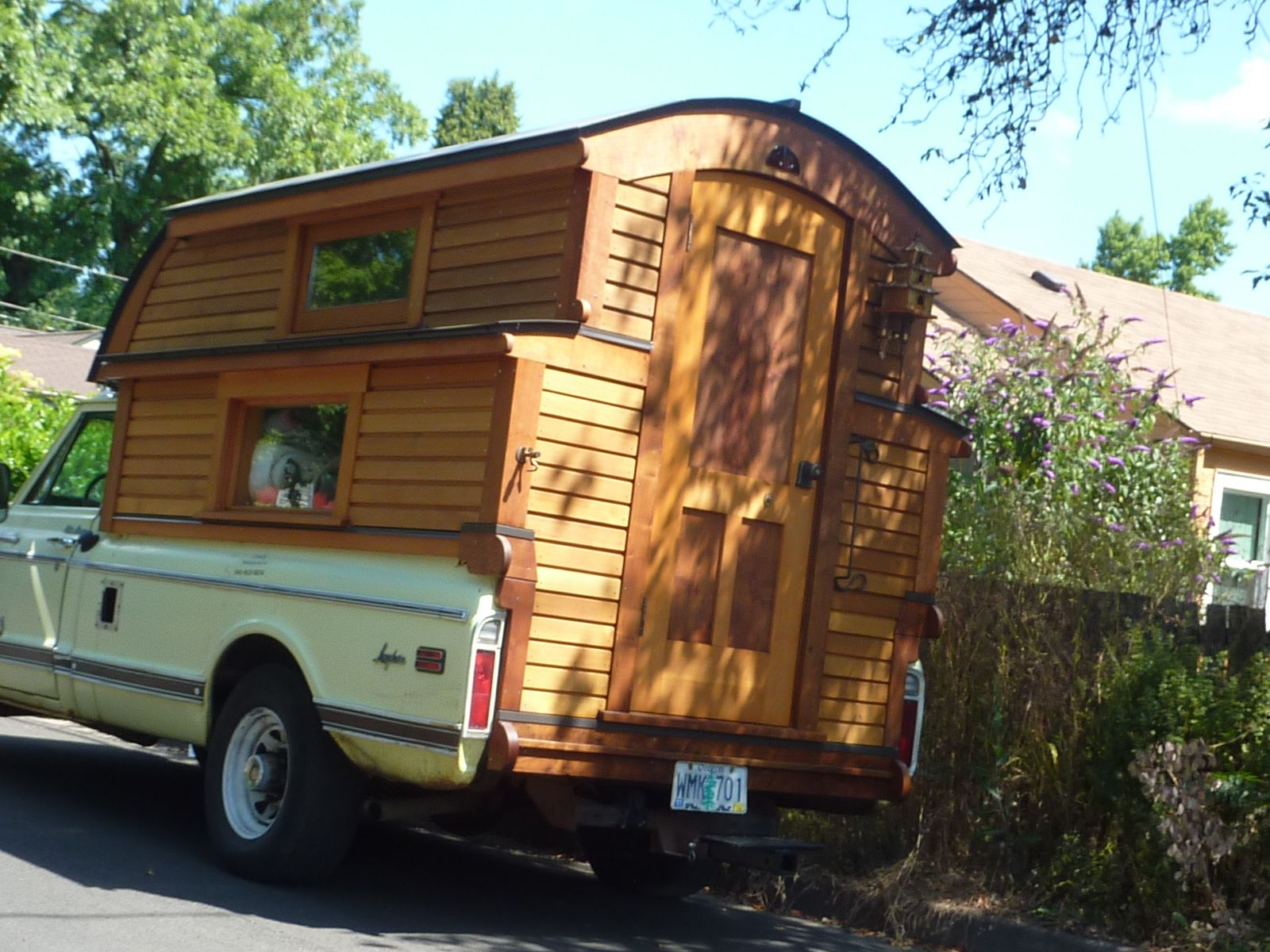 Home Built Truck Camper Plans