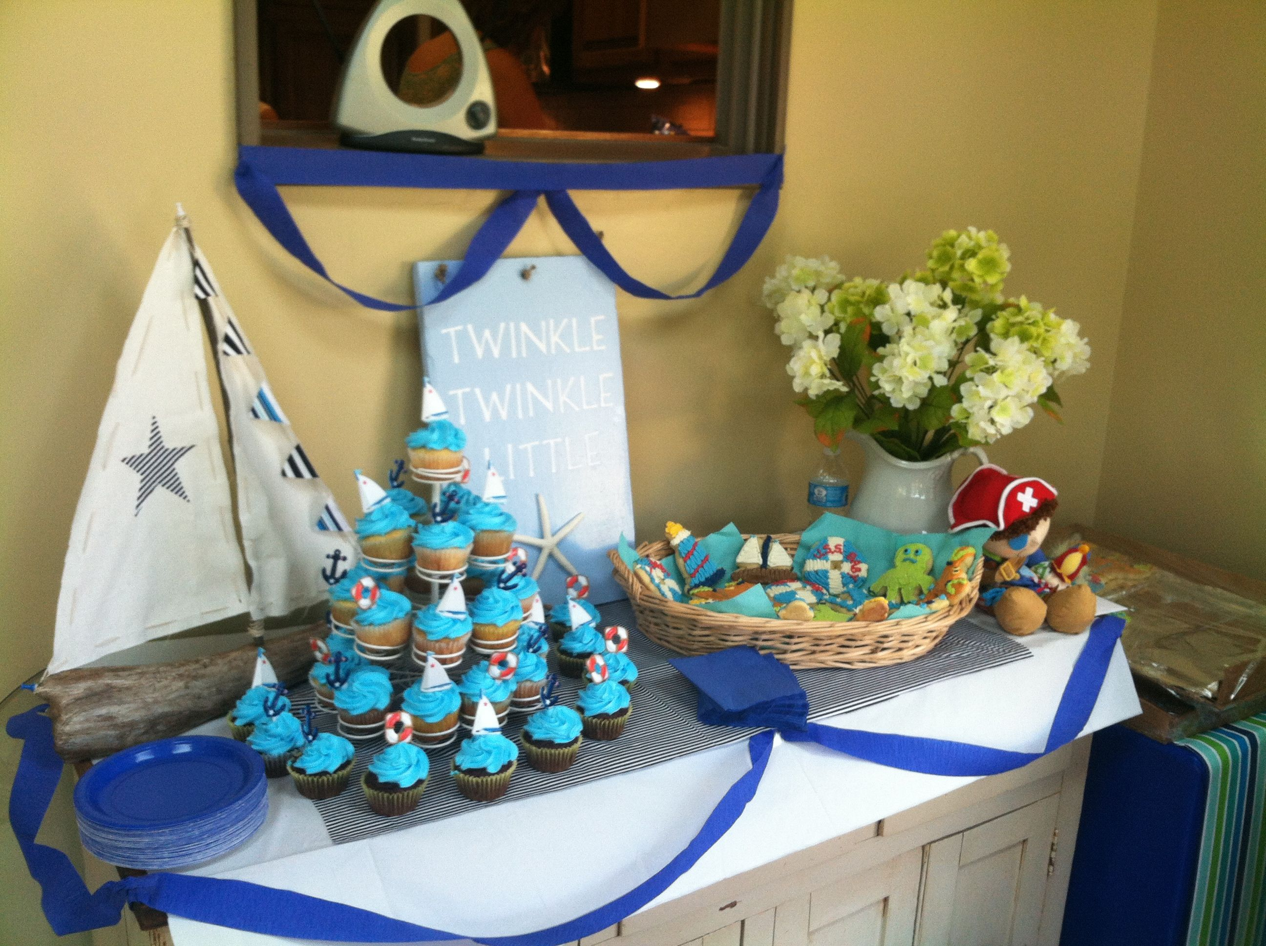 nautical baby shower baby shower ideas pinterest