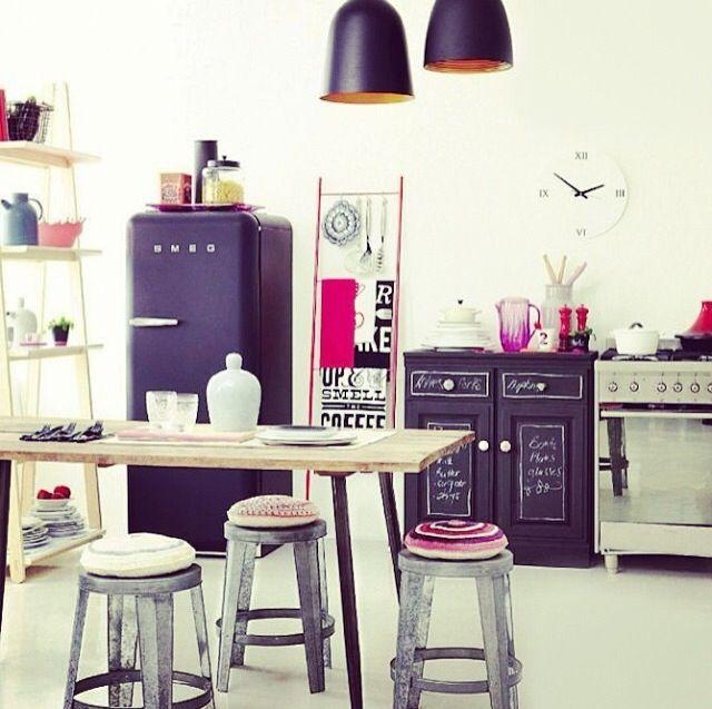 Hipster Kitchen Kitchen Pinterest