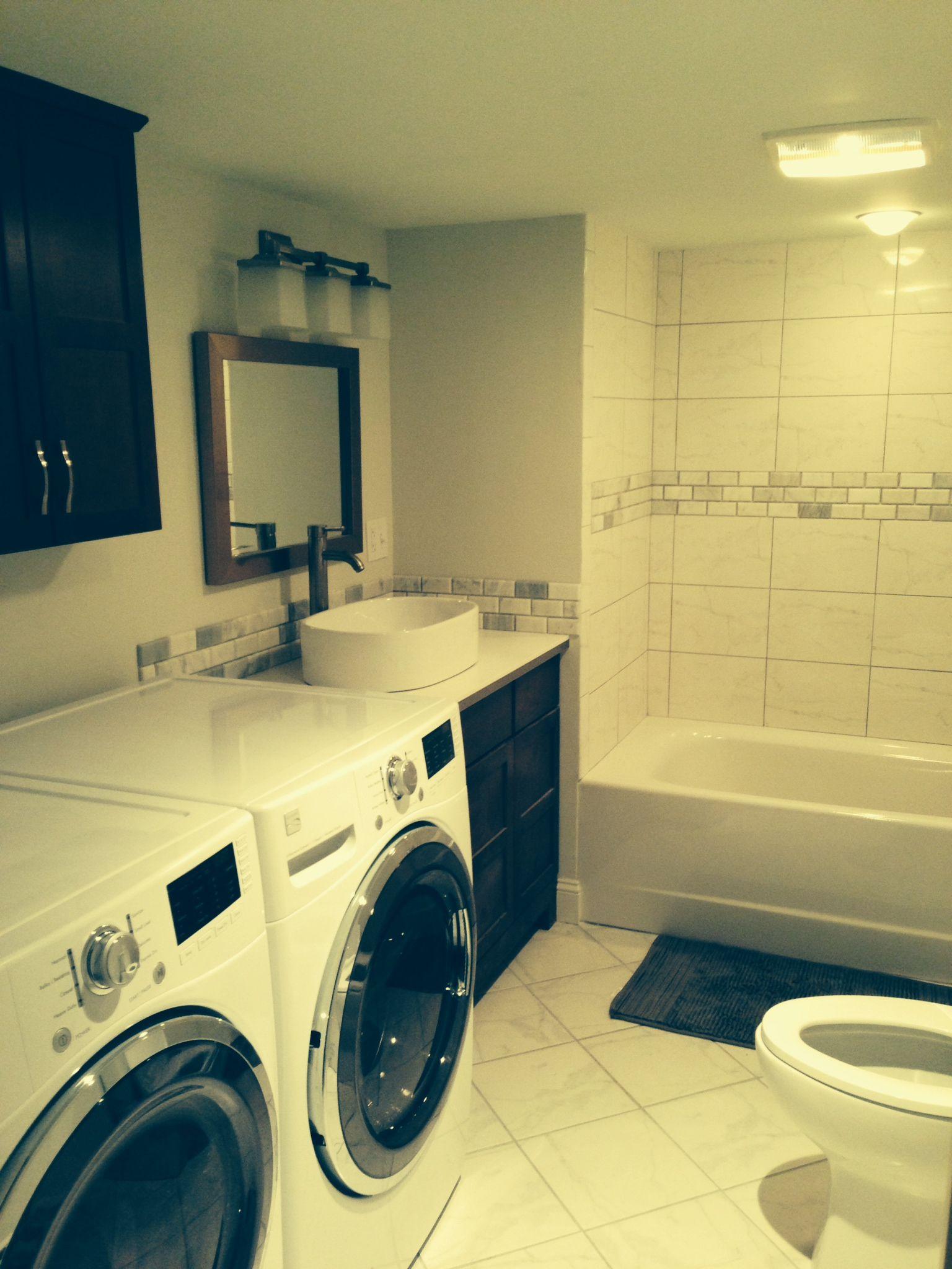 basement laundry room bathroom project laundry room pinterest