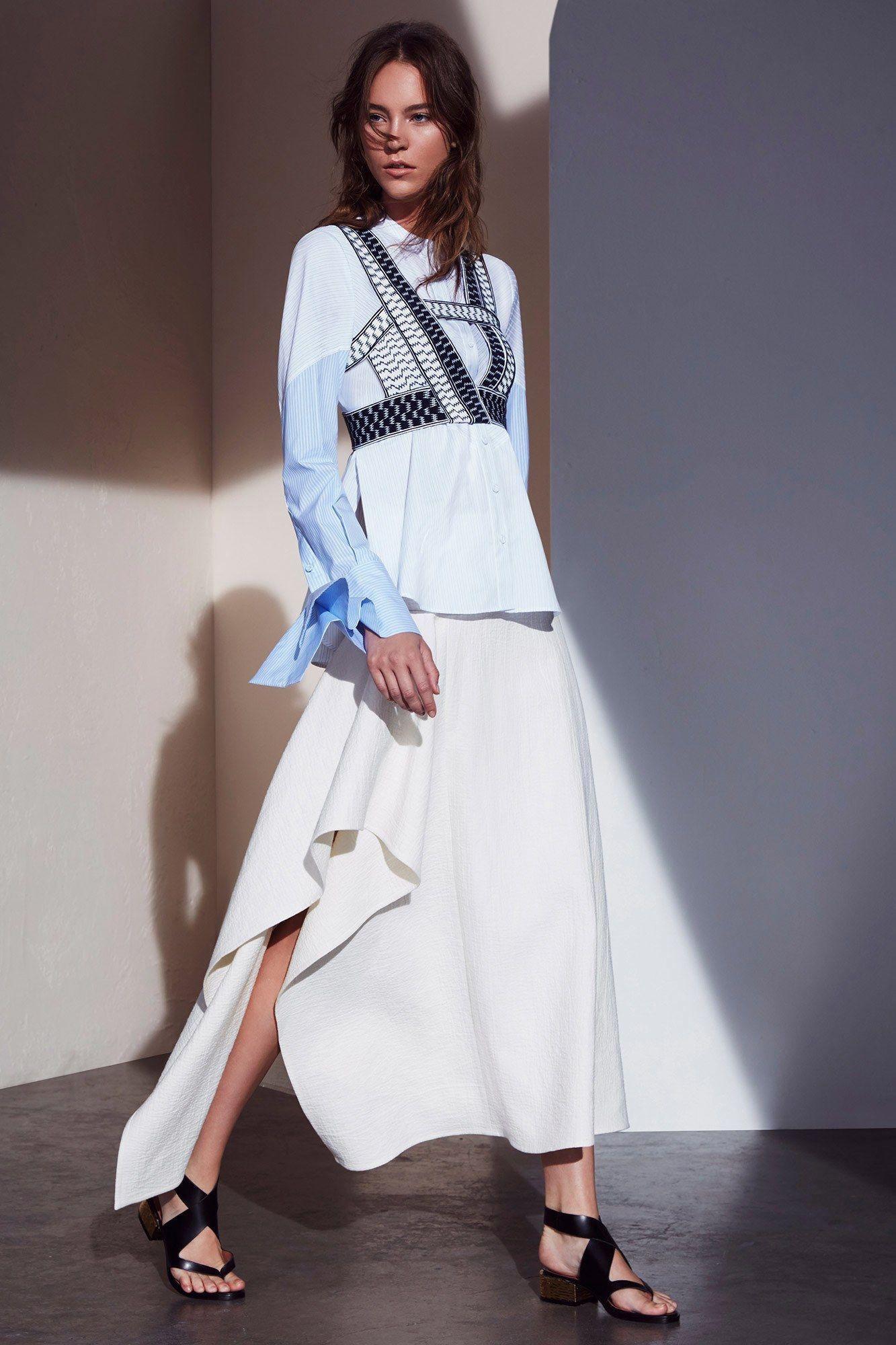 Bcbg max azria fashion show 2018 61