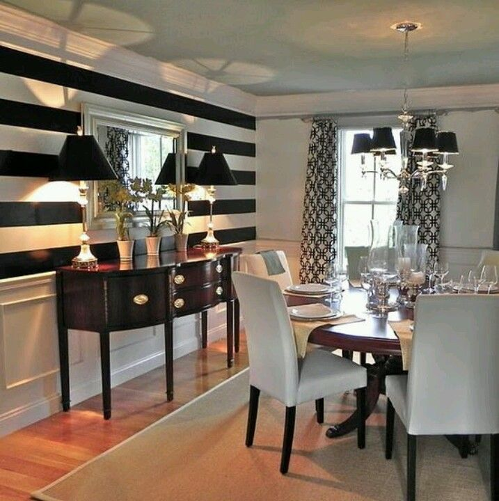 Dining room glam dining room pinterest for Glam dining room ideas