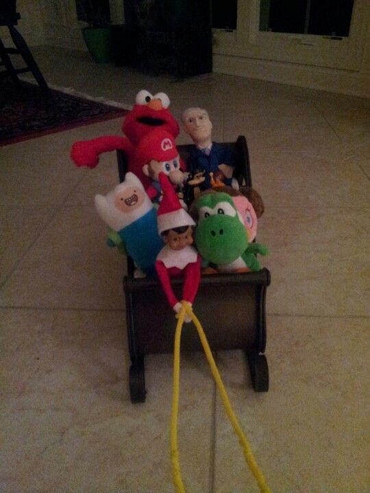 Crazy Elf On The Shelf Ideas | Search Results | Calendar 2015