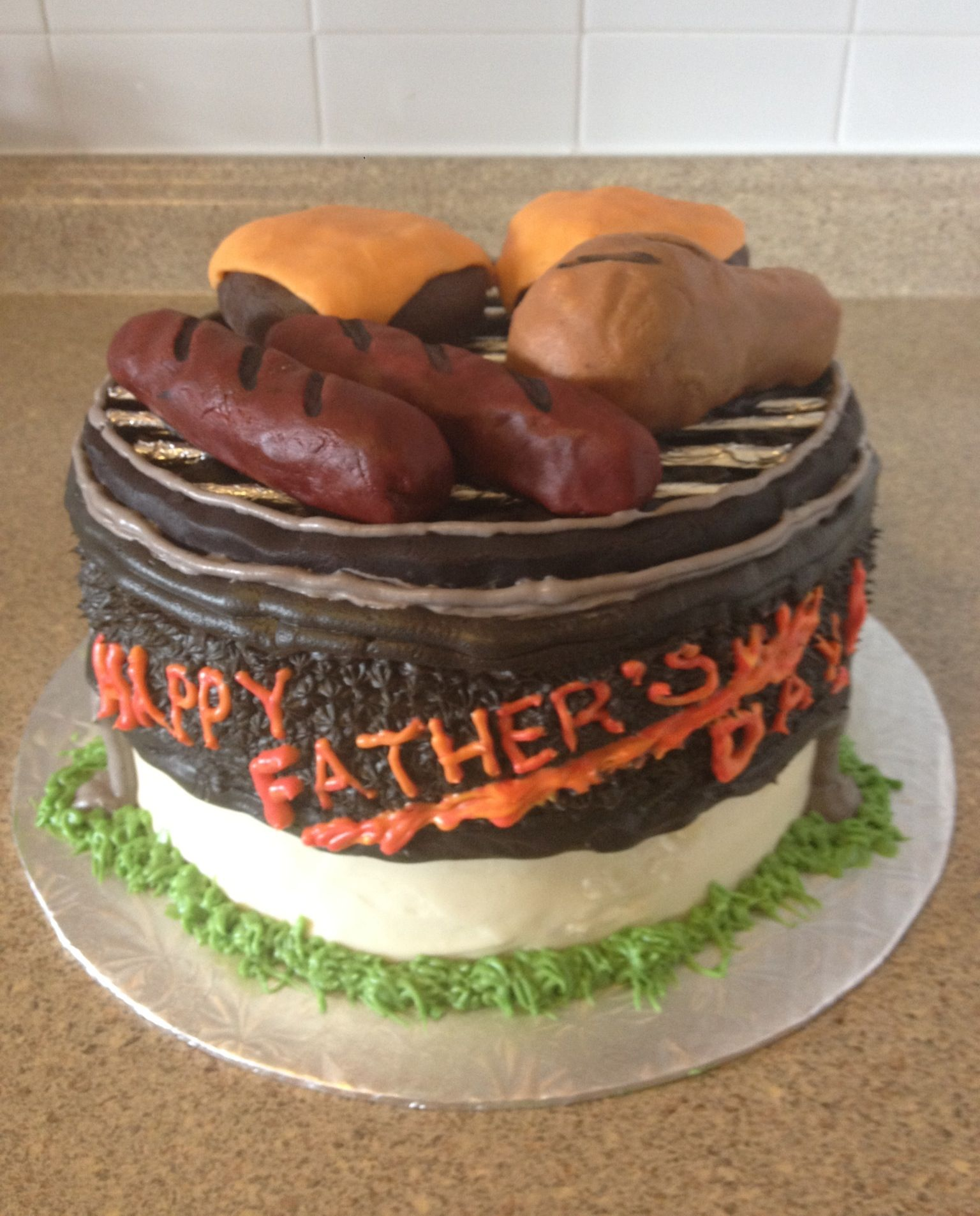 cake of father's day