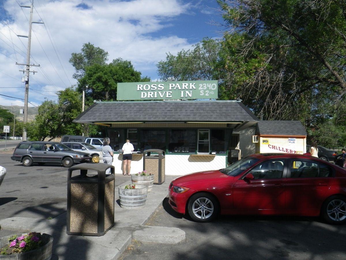 Ross Park Drive In Pocatello My Hometown Pinterest