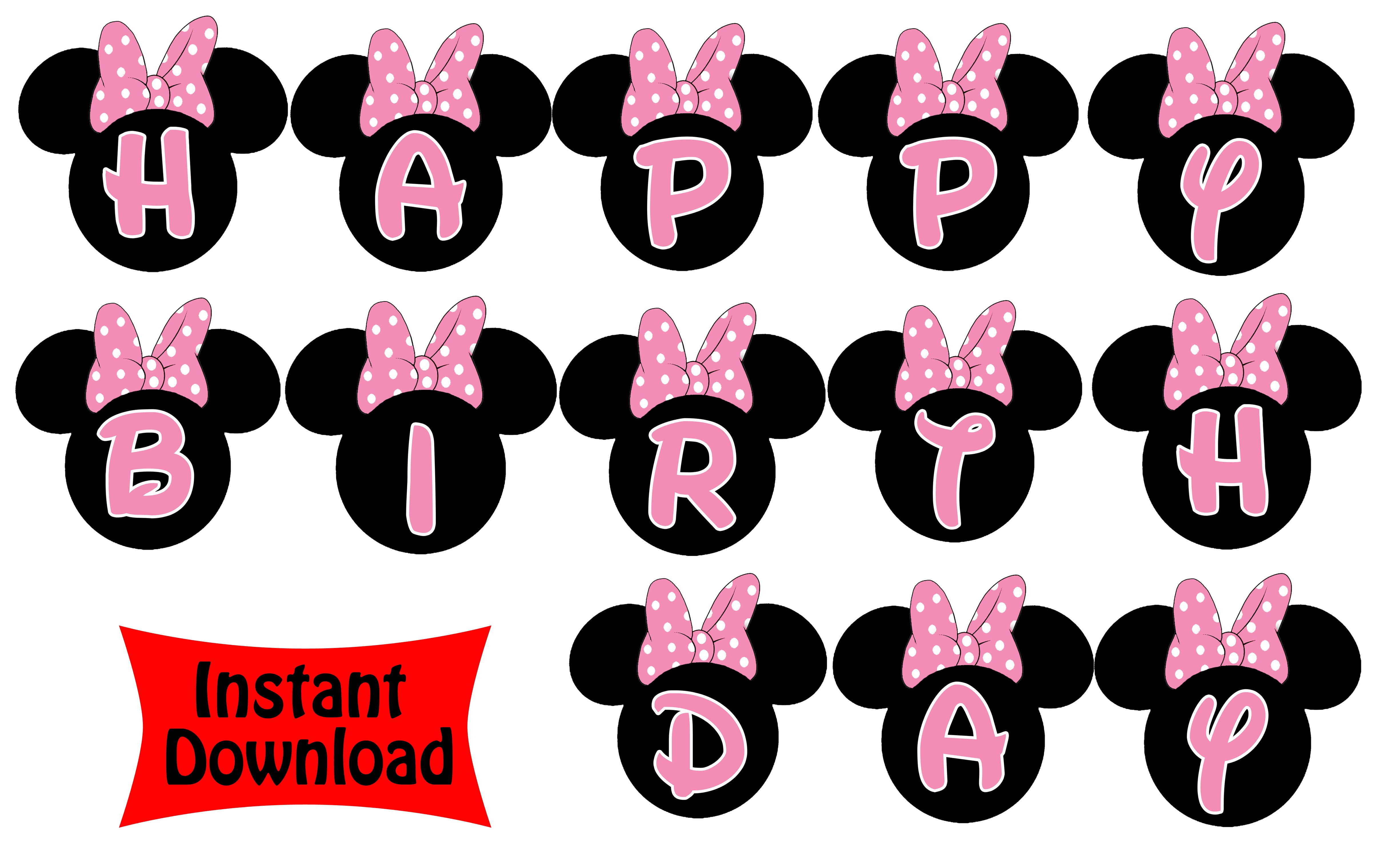 Minnie Mouse 2Nd Birthday Invitation Wording is luxury invitation layout