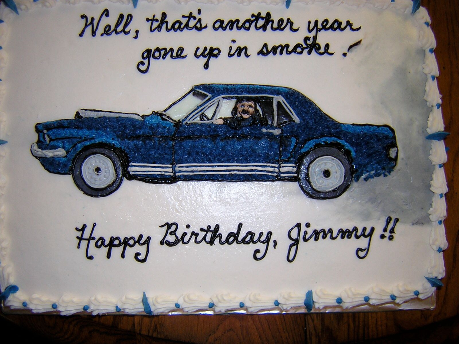 Muscle Car Sam 11th Bday Pinterest