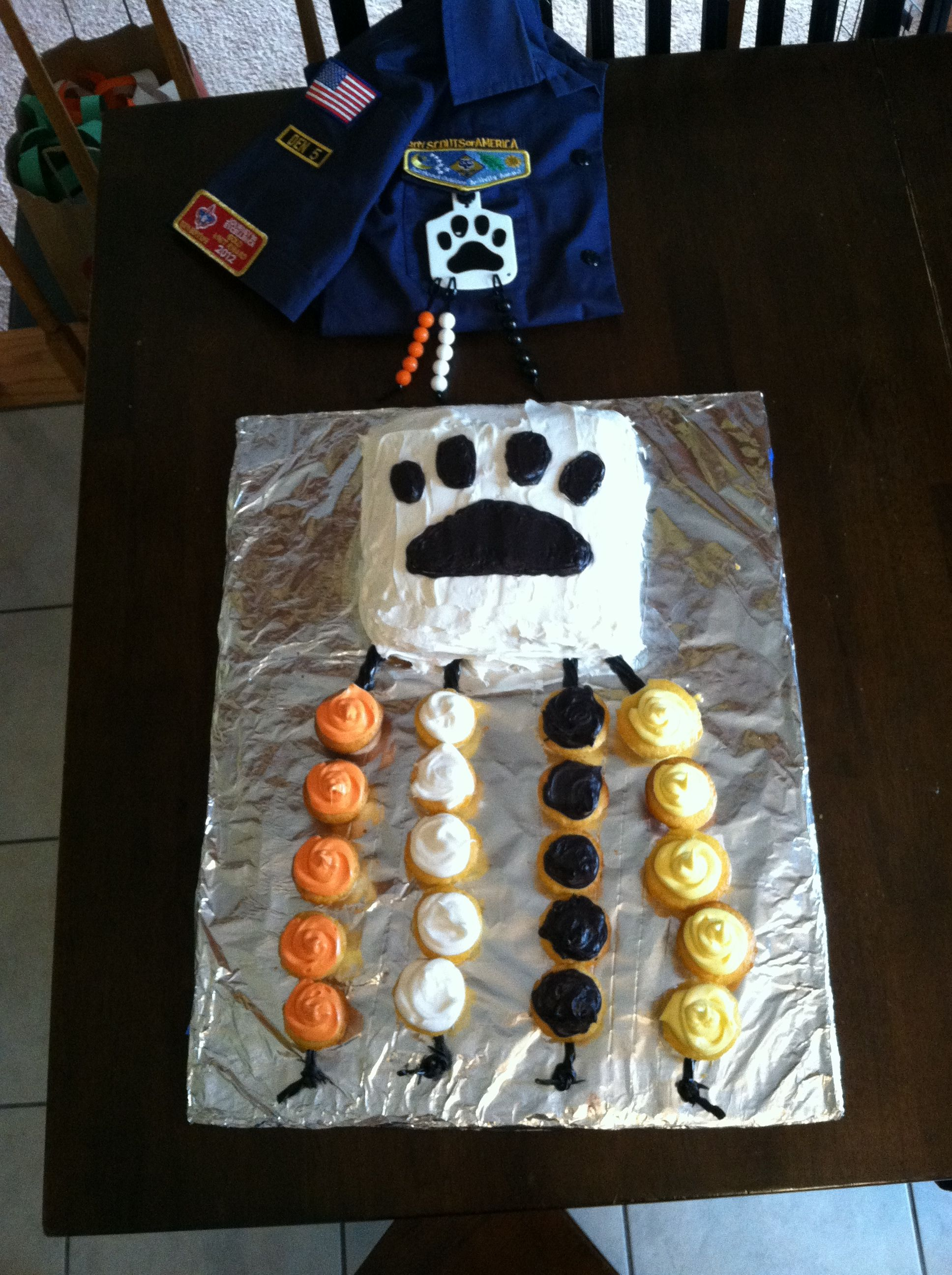 Pin Similaraug T Who Is Werent Made Cake On Pinterest
