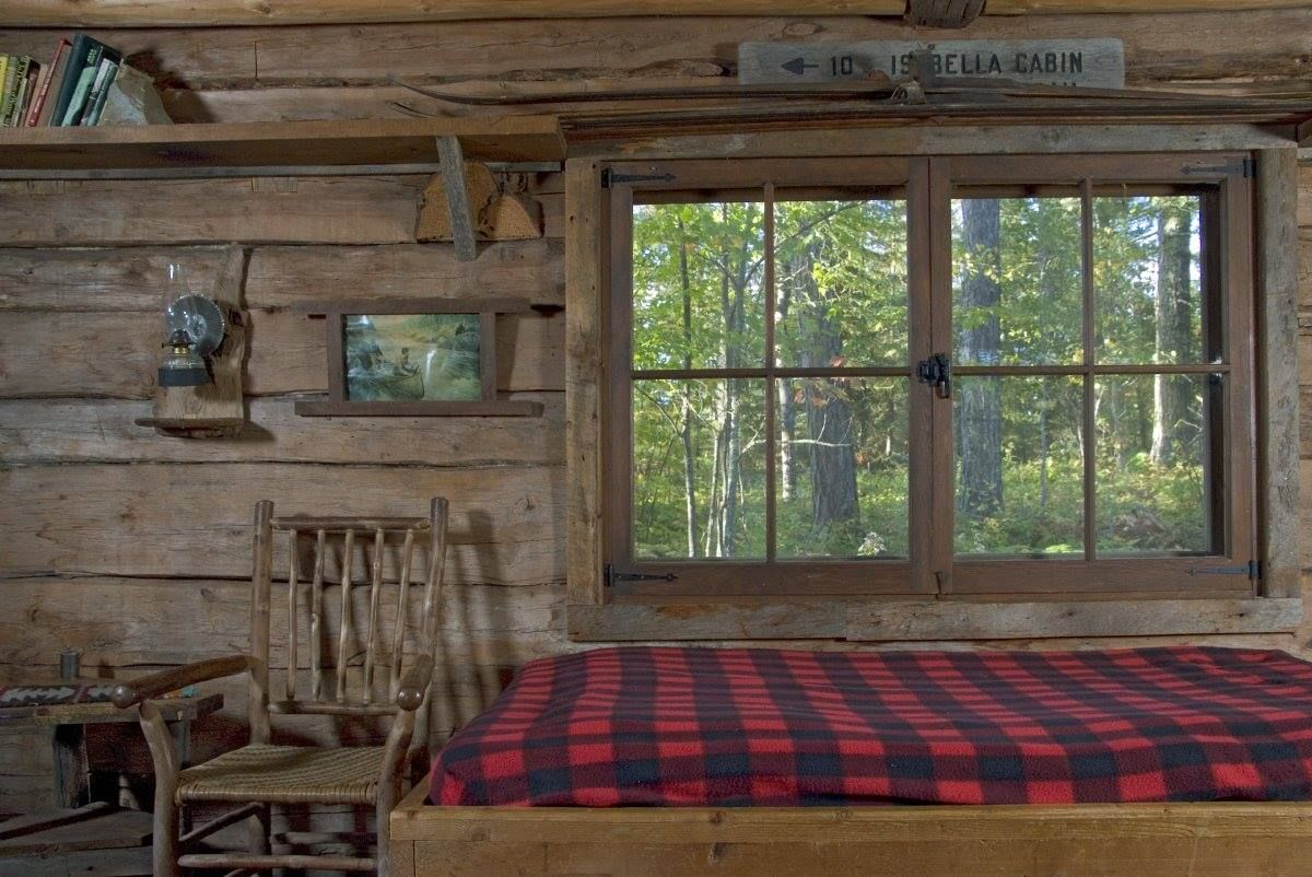 Hunting lodge home decor pinterest for Log cabin window