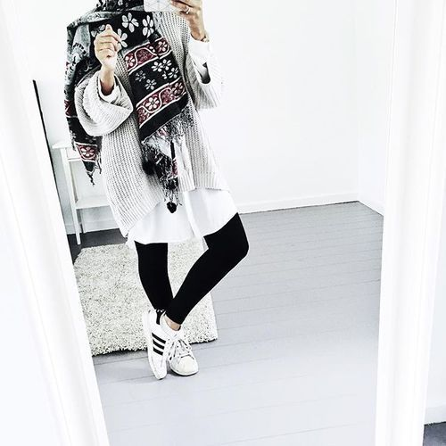 images Hijab Swag Style-20 Ways to Dress for a Swag Look With Hijab