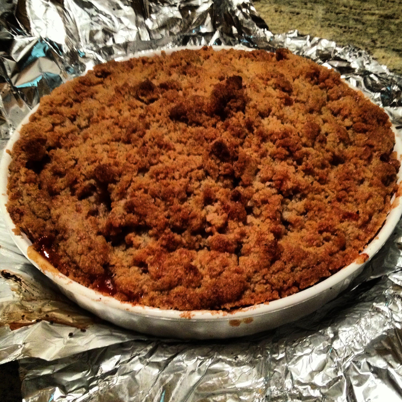 Mom's apple pie | Indulgences | Pinterest