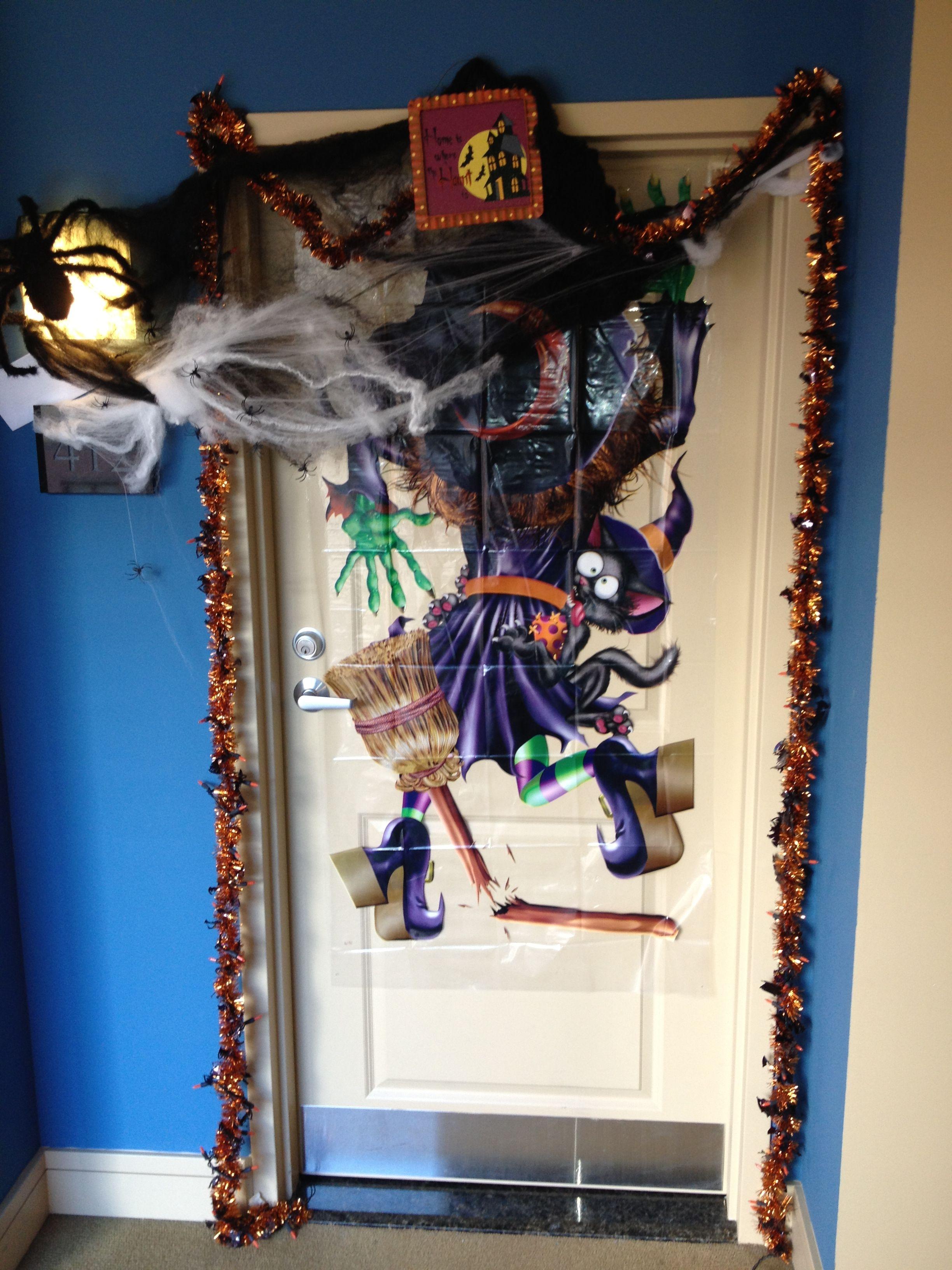 Decorating Ideas > Halloween Door Decor Contest #412  Mercer Events  Pinterest ~ 182442_Halloween Door Contest Ideas