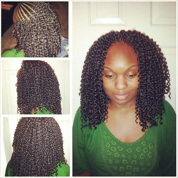 Crochet Hair Salon : crochet braids Hair Salon Pinterest