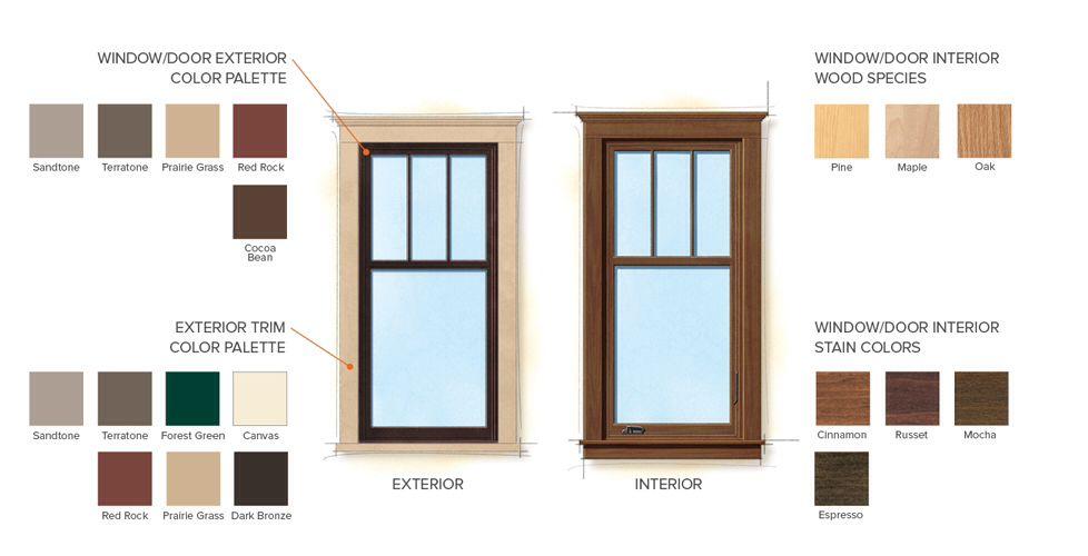 Craftsman Style Windows Guest House Ideas Pinterest