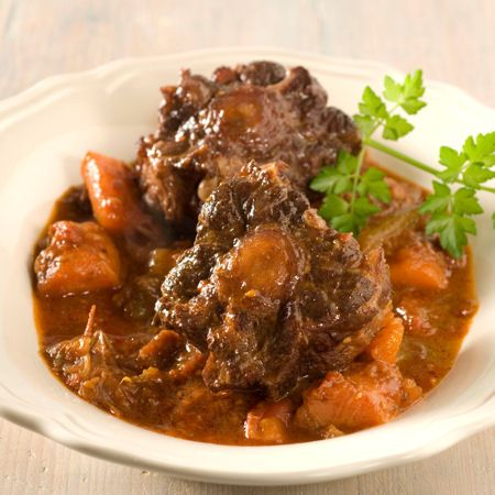 oxtail stew | Recipes: Soups, Stews | Pinterest