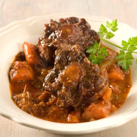 oxtail stew | Recipes: Soups, Stews | Pinterest
