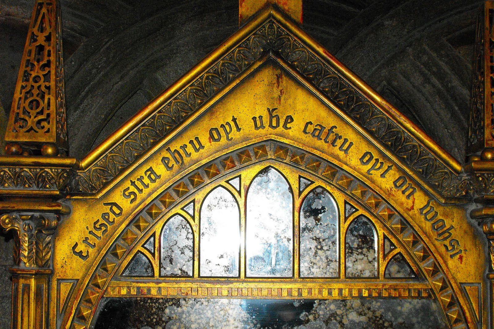 mirror of erised inscription i am i said pinterest