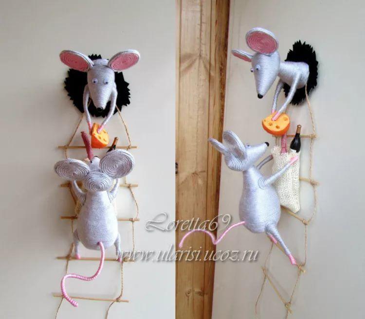Мышки магниты своими руками 95