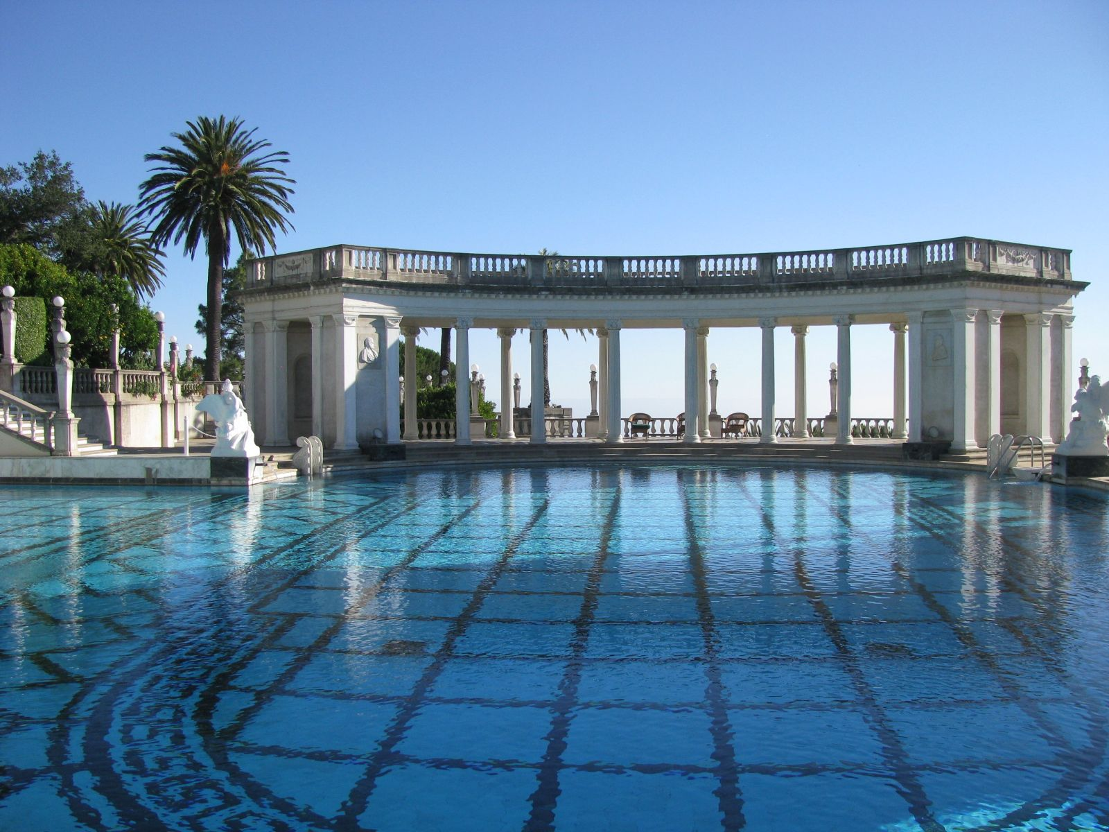 Hearst castle san simeon california been there pinterest for San sineon