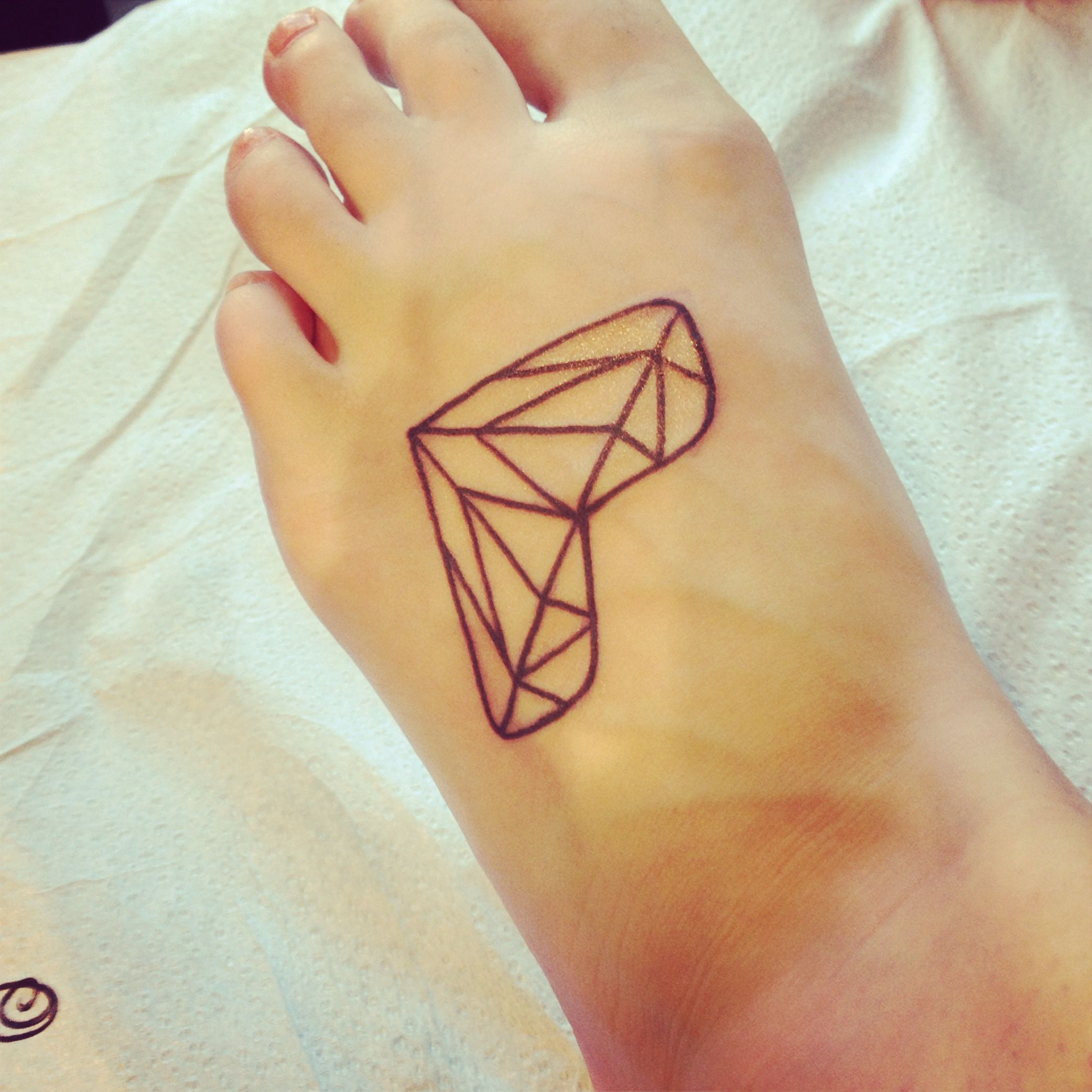 Pinterest discover and save creative ideas for Diamond heart tattoo