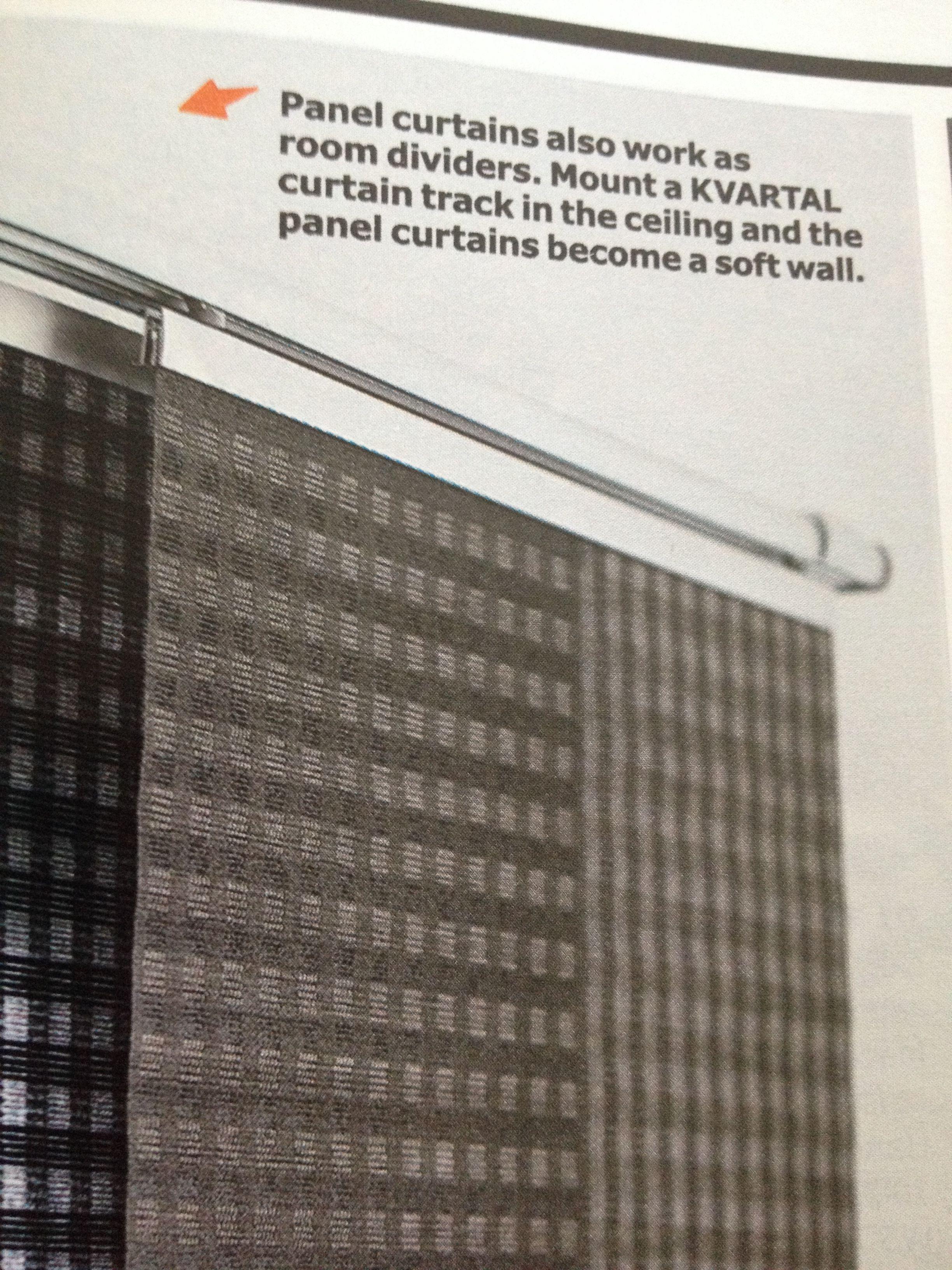 Ikea kvartal soft wall color textiles and decor pinterest for Binario kvartal ikea