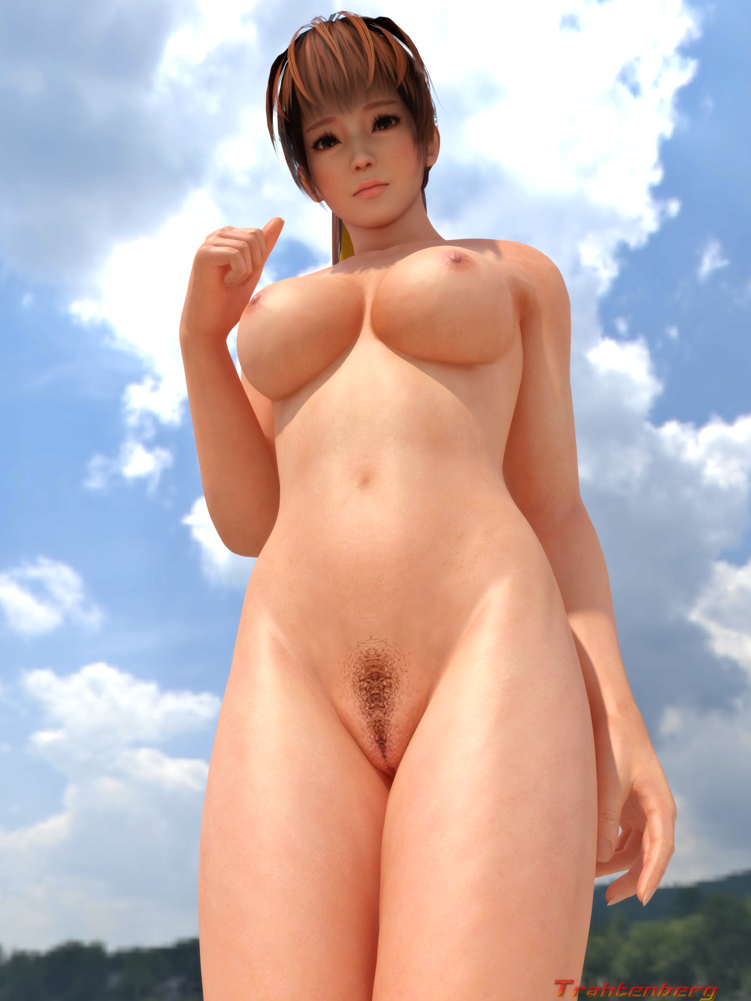 Nude kasumi mod hentai comics