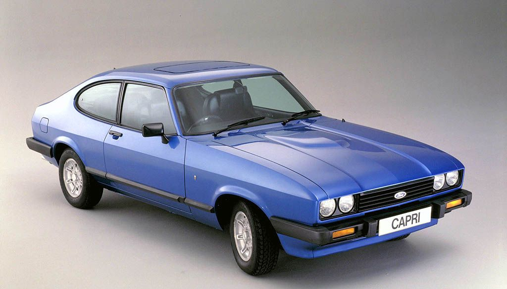 ford capri mk2 classic cars pinterest. Black Bedroom Furniture Sets. Home Design Ideas