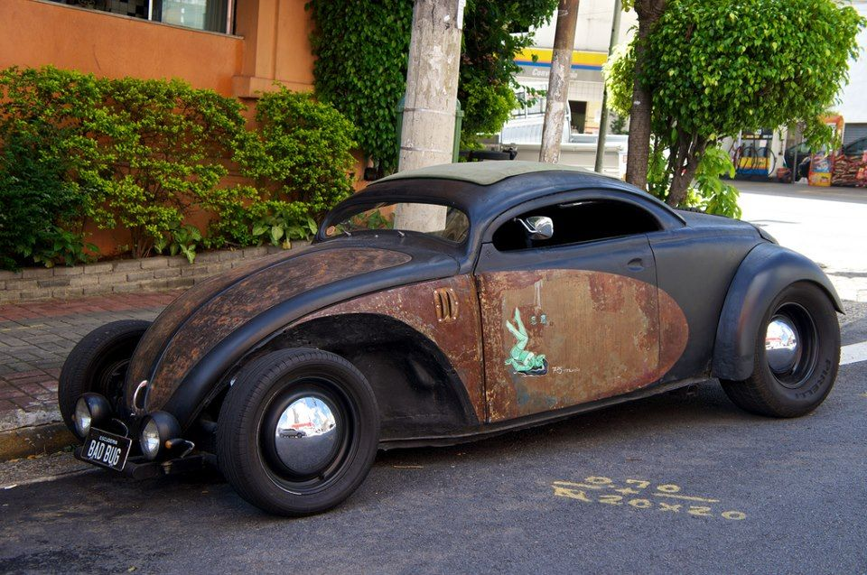 Vw Rat Rods On Pinterest Rat Rods Vw Bugs And Hot Rods