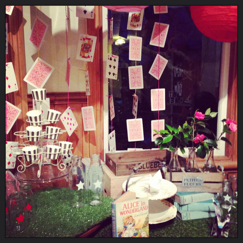 alice in wonderland baby shower birthday parties pinterest