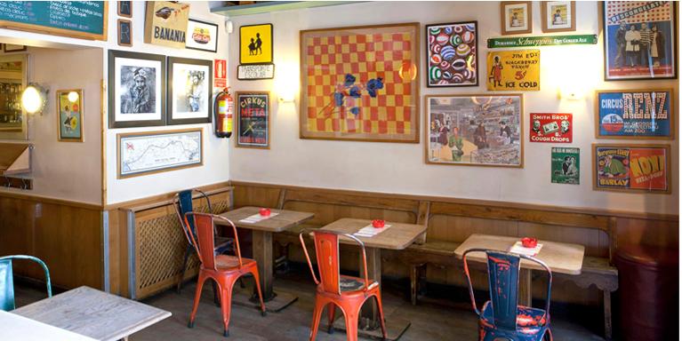 Cafetería Delic Madrid