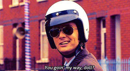 You goin' my way, doll? | Nerdom/Doctor ...