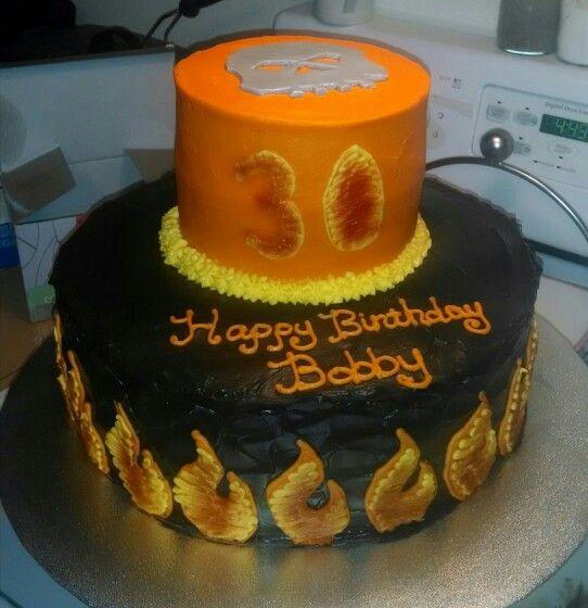 Cake Ideas For Mens 30th : 30th birthday cake for men Cakes Pinterest