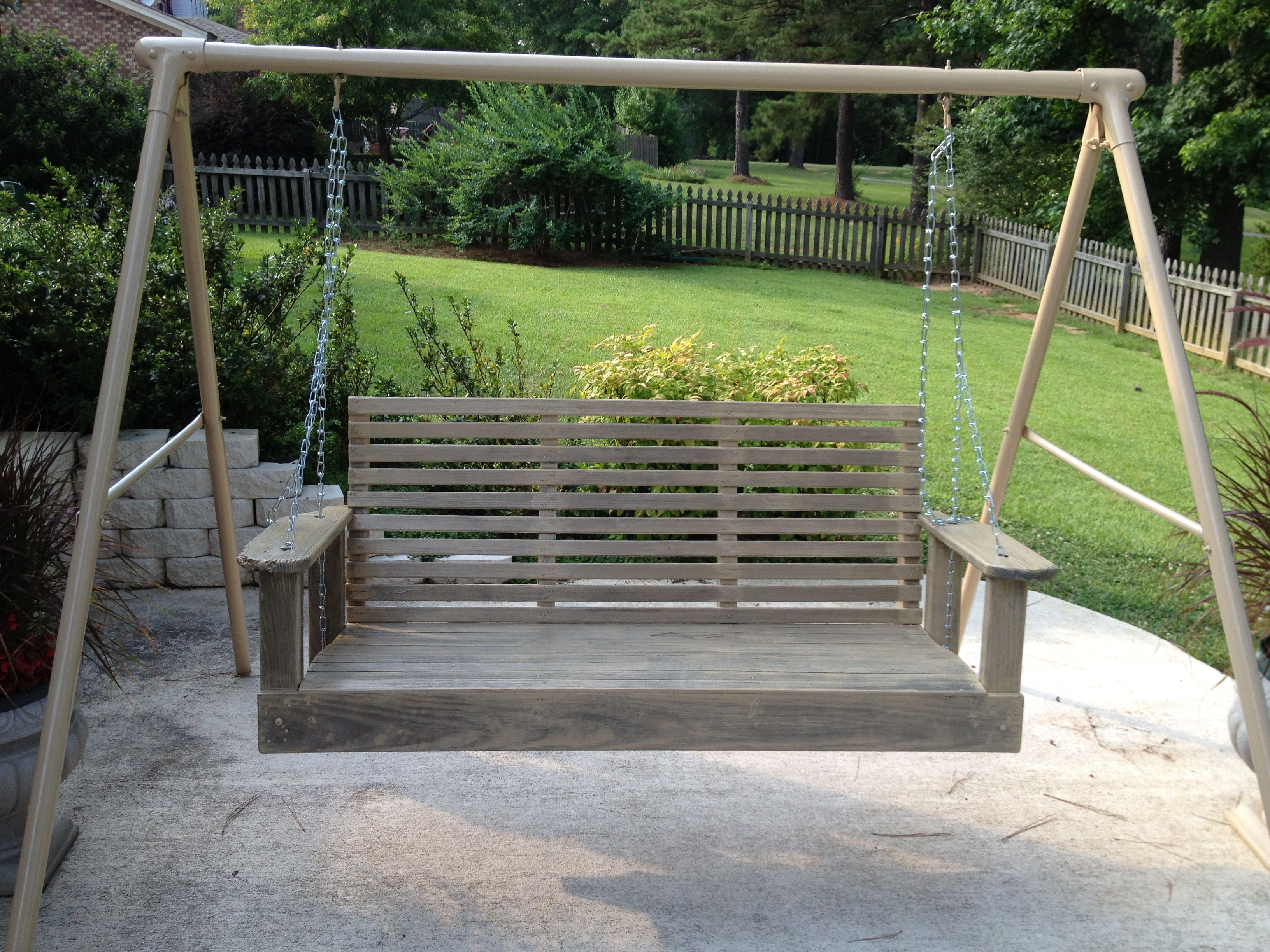 Bench Swing Salvage Recovery Benches Outdoor Furniture Pinterest