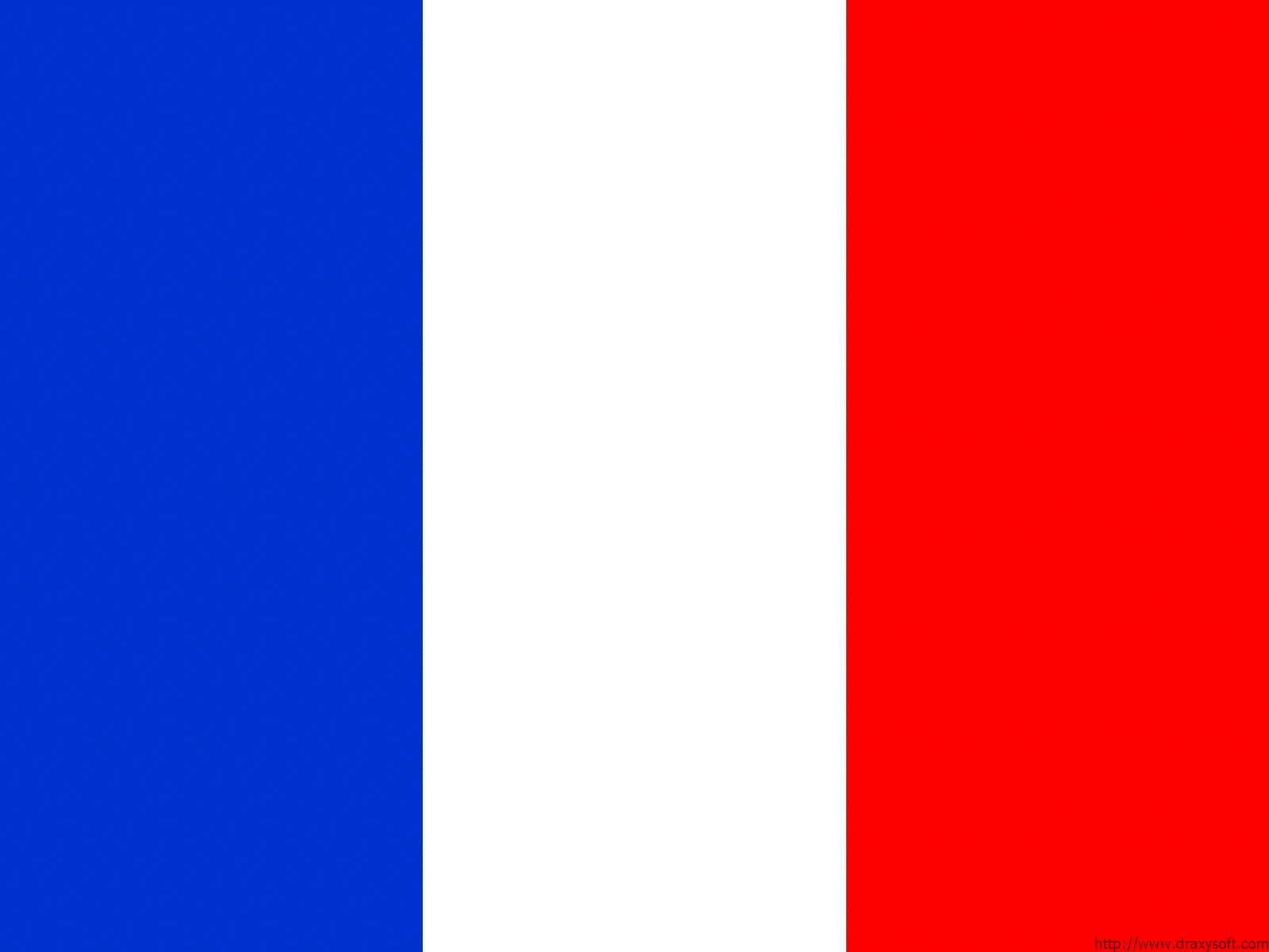 what is the france flag
