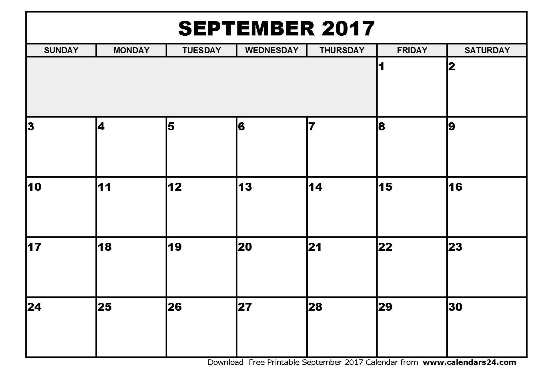 september-2017-calendar-2.jpg (1900×1343) | print | Pinterest ...