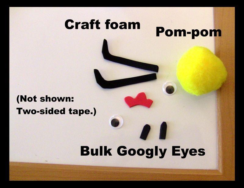 Parts of Peep