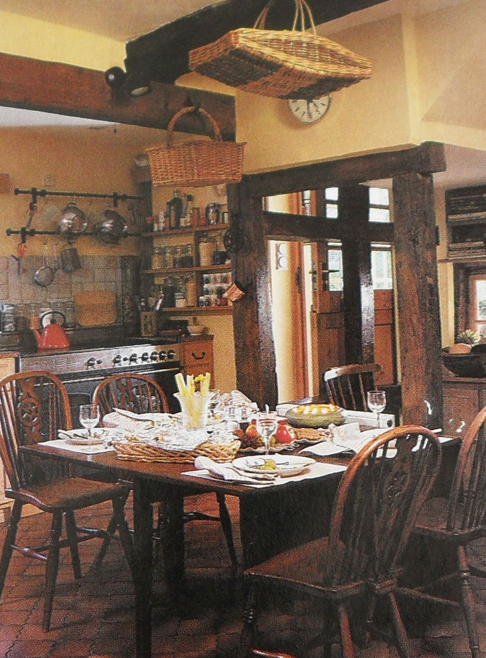 English Country Kitchen Interior Envy Pinterest