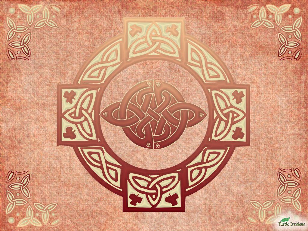 Celtic knot wallpaper | Ireland | Pinterest