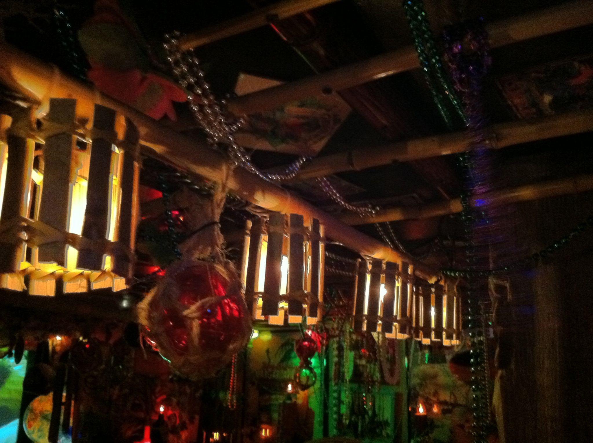 String Lights For Tiki Bar : Tiki string lights The Tikitastic Lounge Tiki Bar Pinterest