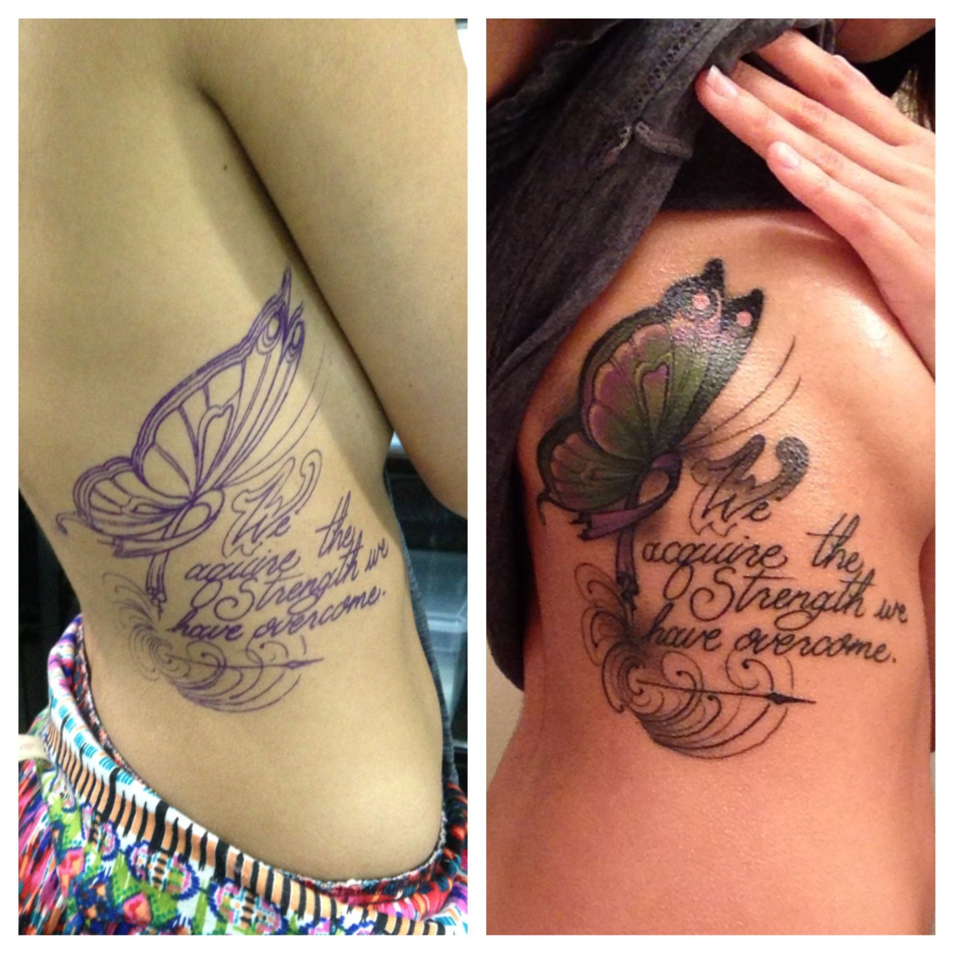quotes about overcoming struggles tattoo quotesgram