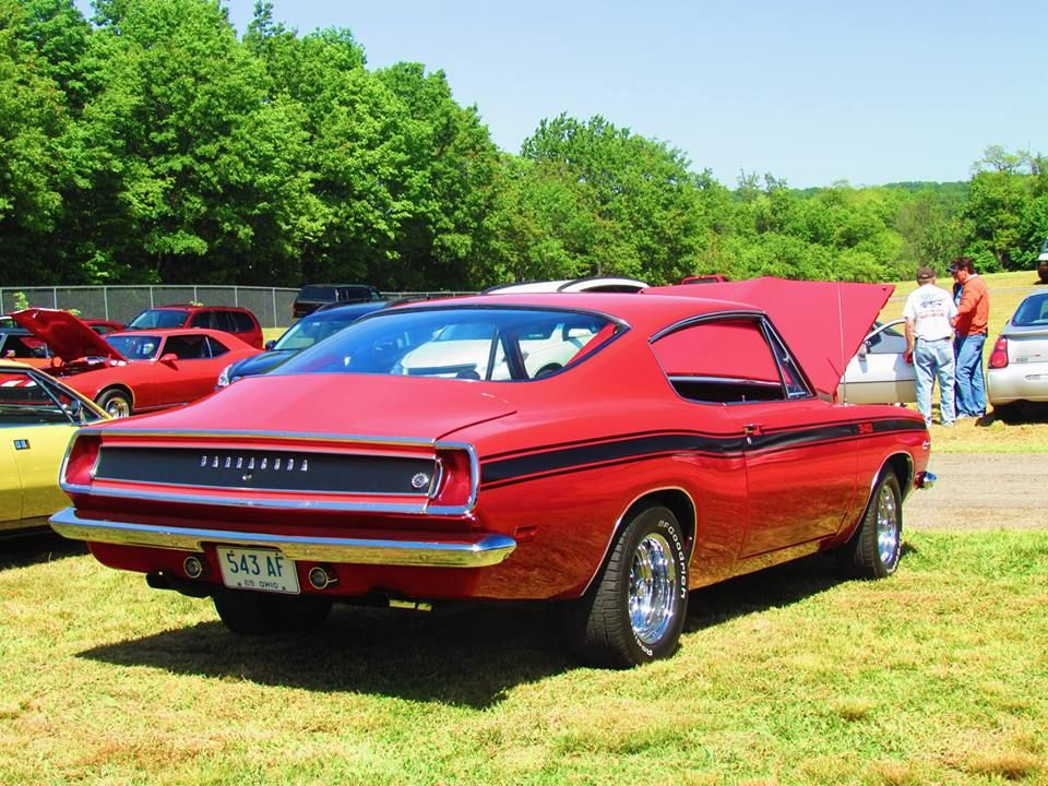 69 Barracuda 340 Plymouth Barracuda Pinterest