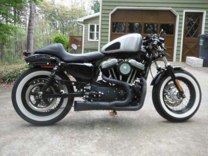 Harley 48 Cafe Racer Kakamozza Org