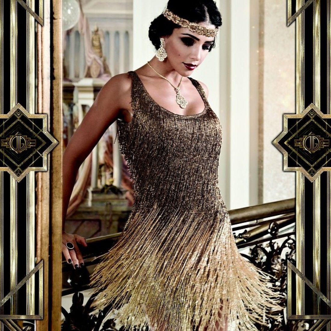 Платье гэтсби своими руками
