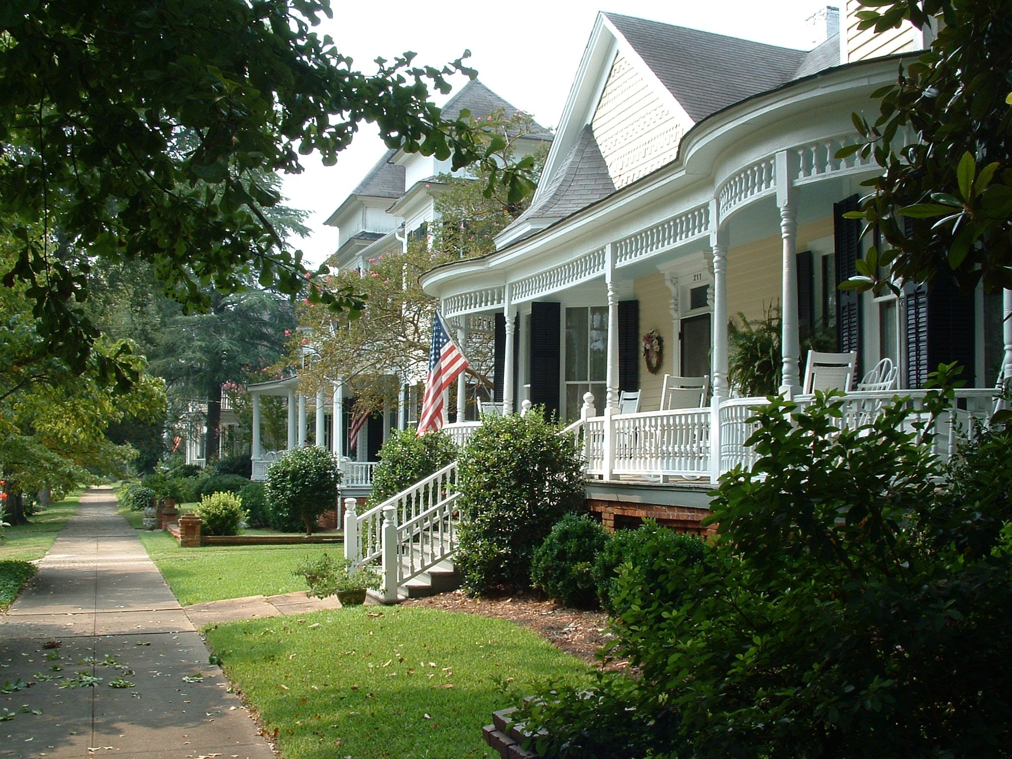 Pin by the georgia trust for historic preservation on for Builders in georgia