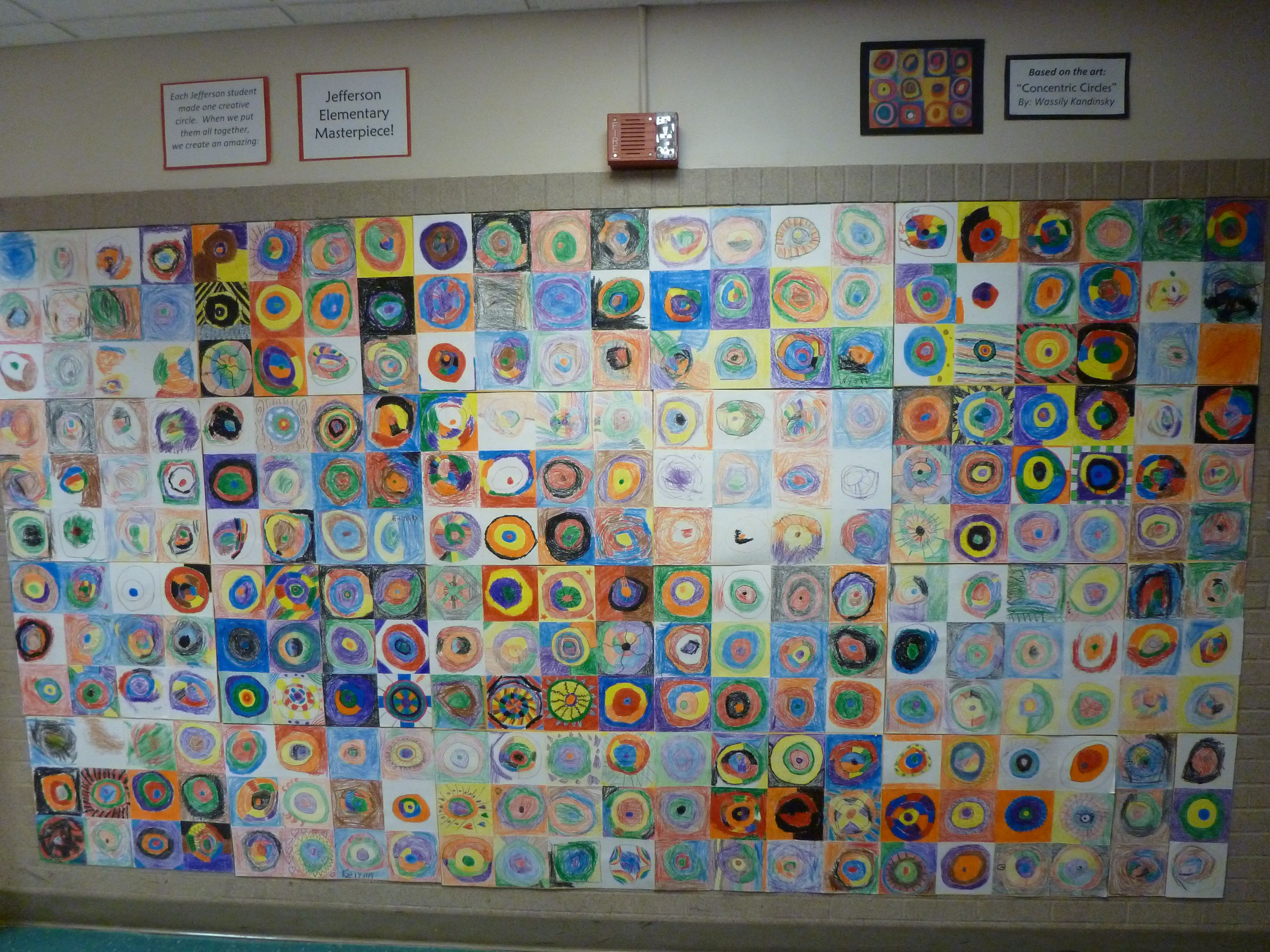 Pin by rainbow creations on murals classroom display for Classroom wall mural