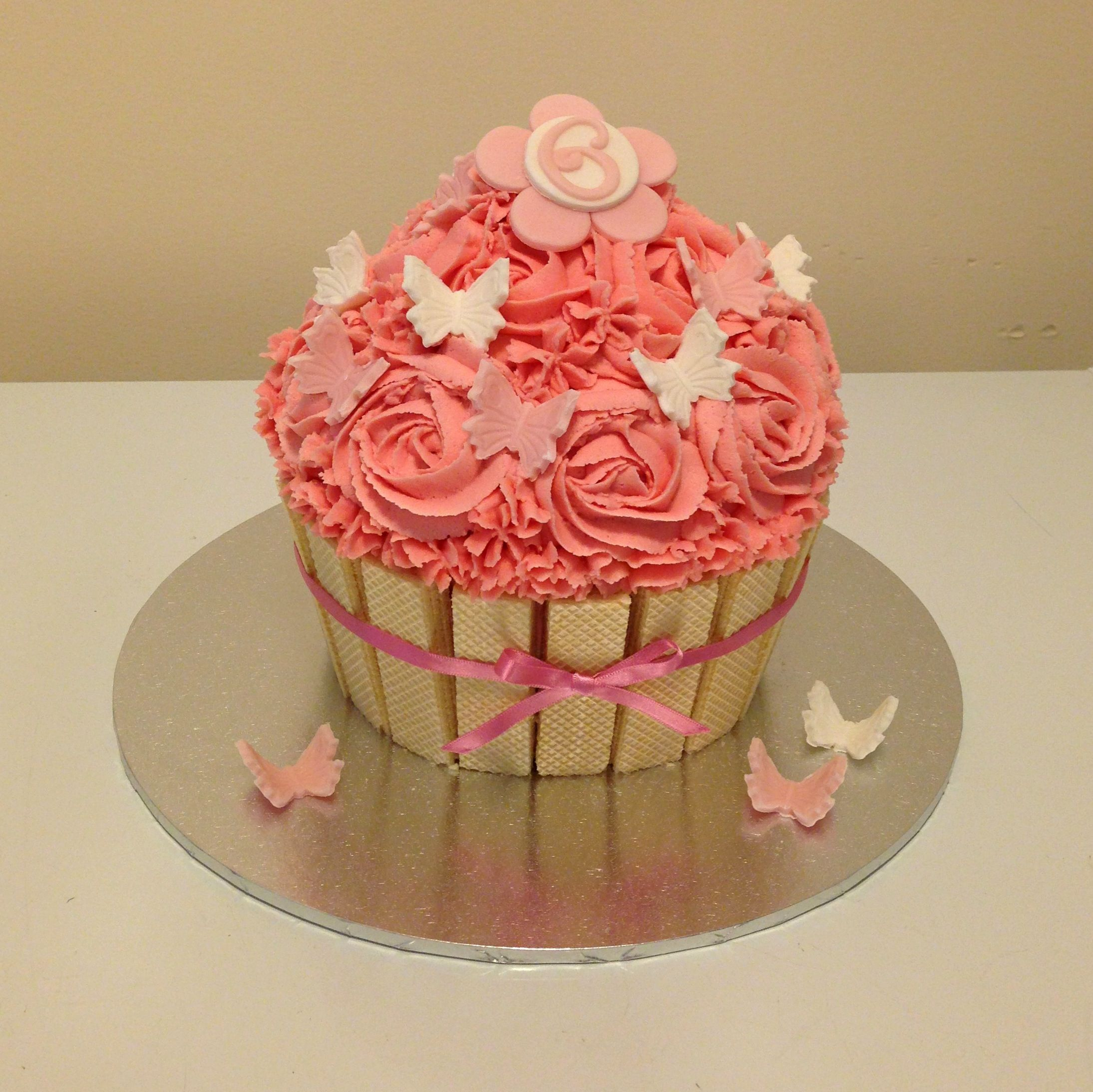 Pin Butterfly 34 33 32 31 30 Cake on Pinterest