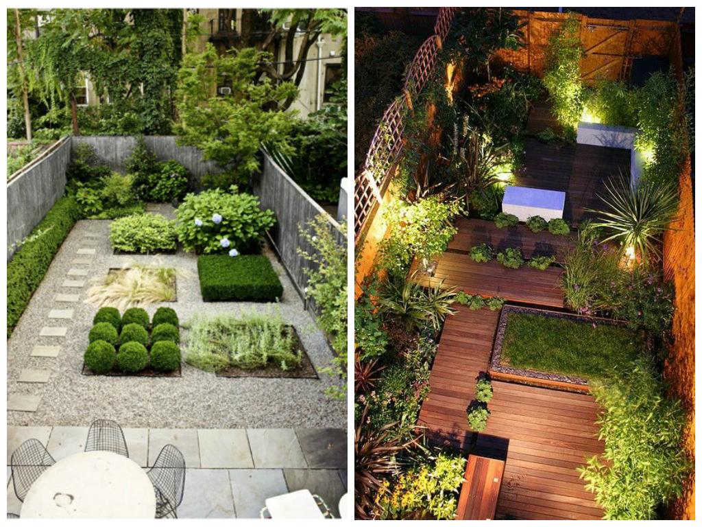 amenager un jardin paysager amenager un jardin paysager un en amenager un petit jardin tout en longueur with amnager un jardin en longueur