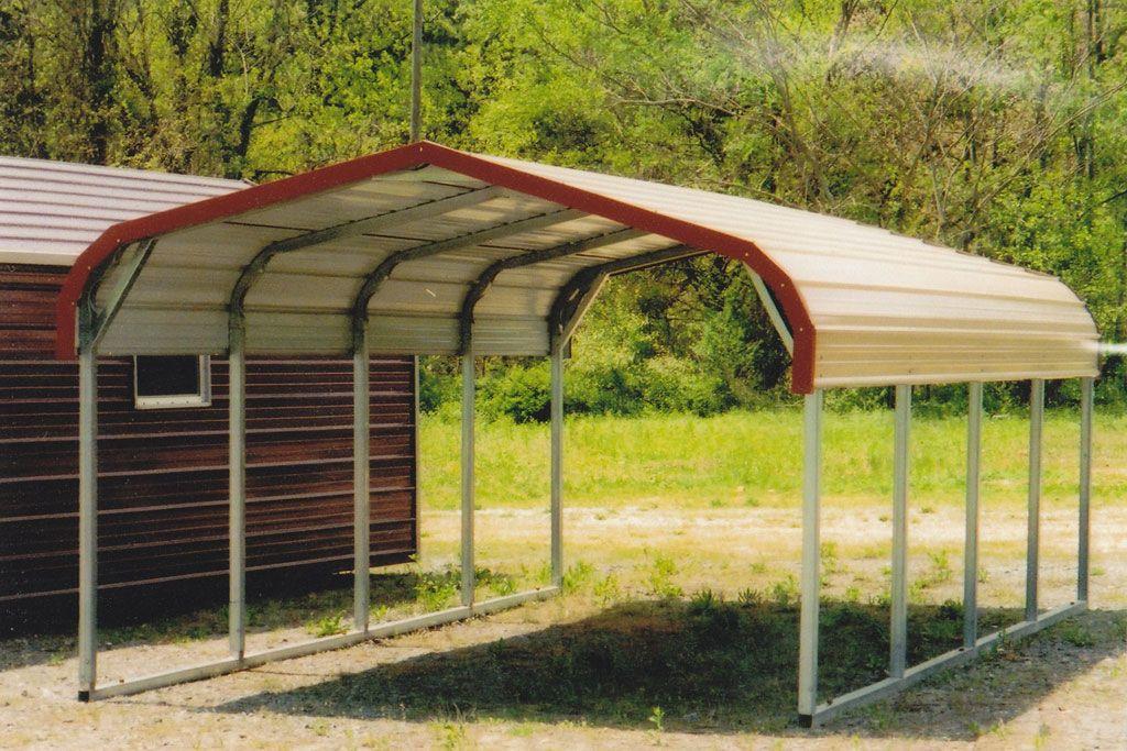 This Is A 12x21 Standard Carport Carolina Carports