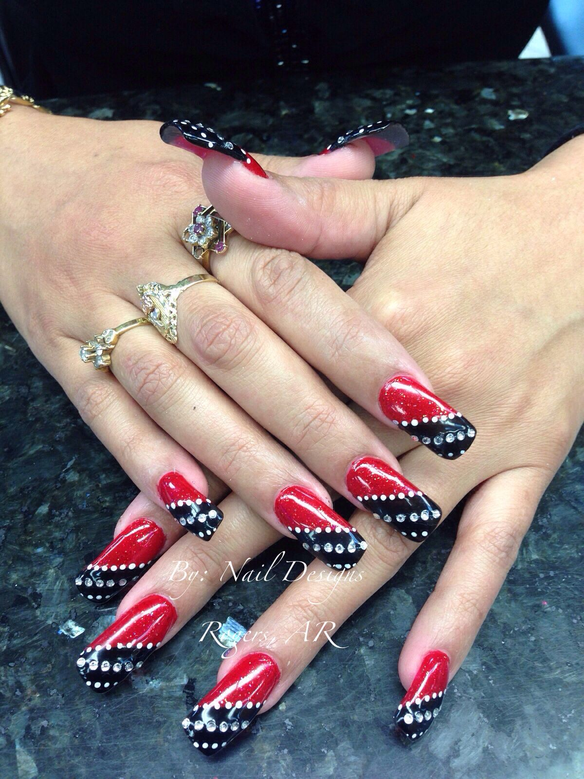 Nail Diamond Designs - Nails Gallery